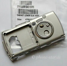 ORIGINAL SONY ERICSSON P990i UNTERSCHALE BACKCOVER CABINET LOWER SUB ASSY NEU