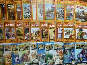 100 Western Romane - G.F. Unger, Lassiter, Tom Brox....Nagelneu