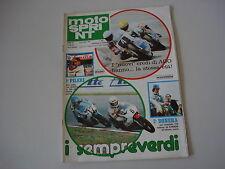 MOTOSPRINT 28/1978 PROVA TEST VESPA P 125 X PX