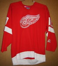 Detroit Red Wings Chris Osgood Red (Size Large) Jersey