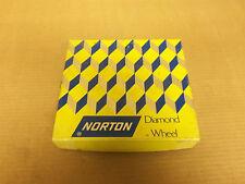 NEW NORTON D400 DIAMOND WHEEL D400-N100M-1/4 MAX RPM 7640