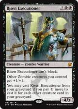 RISEN EXECUTIONER Dragons of Tarkir MTG Black Creature ?Zombie  Mythic Rare
