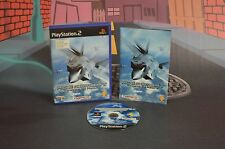 ACE COMBAT TUONO IN ACCIAIO PAL ESP PLAYSTATION 2 PS2