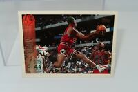 1996-97 Topps Base DENNIS RODMAN #176 Chicago Bulls with Michael Jordan