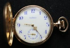 Fancy Dial - 8k Solid Gold Case - Runs New listing