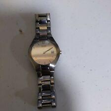Vtg. Citizen Men's Stainless Dress Watch 2510-S99281