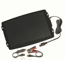 Visua 2.4W 12V Solar Trickle Car Battery Charger, Accessories Also Available