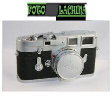 Leica M3 single stroke del 1961 + Leica Elmar 5 cm f 2,8