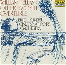 William Tell & Other Favorite Overtures CD NEW ~ Sealed