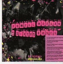 (CG158) Powell Morgan & Sixtys Roses, Drama King / Time - 2008 DJ CD