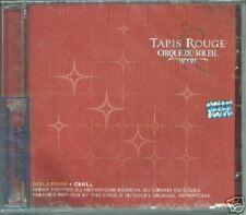 CIRQUE DU SOLEIL TAPIS ROUGE SOLARIUM CHILL SEALED CD