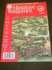 MINIATURE WARGAMES - REBEL RAILROAD - JULY 1991 # 98