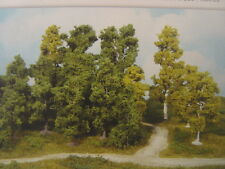 20 Stck. Laubbäume  - 5 bis 12 cm  - Heki HO - 1955  #E