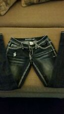 Maurices Ladies Jeans Size 1/2 Short NEW