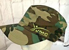 JMC Fly Fishing Hat Cap Cubaine Camouflage Trucker Army One Size Small Mens