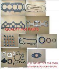Ford Ranger WE WL Mazda BT-50 16V 2.5td TDCi ENGINE & HEAD GASKET SET 2006-2010