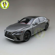 1/18 Toyota Lexus LS 500h Diecast Model Car TOYS Boys Girls Gifts Gray