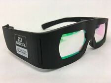 DOLBY 3D Digital Cinema Viewing Glasses New!