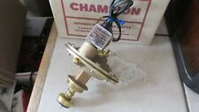 Champion Automatic Electric Valve 150 PSI Model EAO75 New In Box
