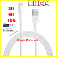 8pin USB Charger Cable Data Cord For iPhone XR X Xs MAX 11 8 7 6 6S 5 PLUS SE