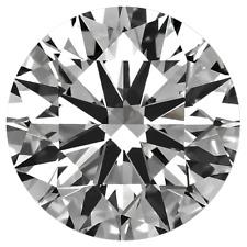 1.30 Carat Round Cut Diamond GIA Certified J/SI1 + Free Ring (1305443658)