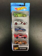 2018 Hot Wheels Nightburnerz 5 Pack 350Z Evo CRX Challenger Viper