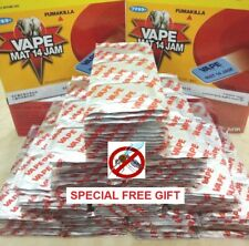 (BEST PRICE) 14 HRS FUMAKILLA MOSQUITO REPELLENT THERMACELL VAPE MAT 120 PCS