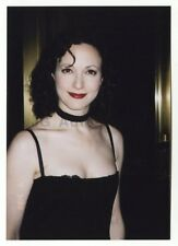 Bebe Neuwirth - Stunning - Vintage Candid Photograph by Peter Warrack