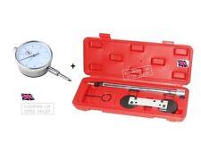 VAG VW AUDI SKODA Timing Setting Locking 1.2/1.4/1.6 Ltr  FSI TFSI & Dial Gauge