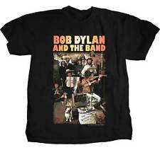 BOB DYLAN & The BAND - The Basement Tapes T-shirt - NEW - MEDIUM ONLY
