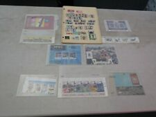 Nystamps British Brunei many mint NH stamp & souvenir sheet collection