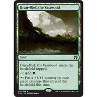 Rare 1x ORAN-RIEF THE VASTWOOD Magic the Gathering Duel Deck NM MTG