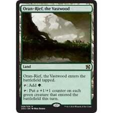 1x ORAN-RIEF, THE VASTWOOD - Rare - Duel Deck - MTG - NM - Magic the Gathering