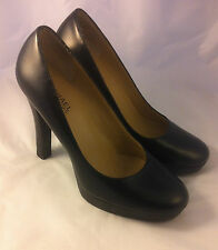 Michael Kors Black Classic Pumps 6M