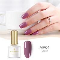 6ml BORN PRETTY Soak off UV Gel Nail Polish DIY Pale Mauve Series BP-MP04 Crush
