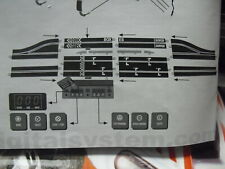 KIT COMPLETO  PARA DIGITAL SYSTEM SCALEXTRIC PIT BOX NUEVO