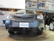 Colgan Front End Mask Bra 2pc. Fits 15-16 Subaru Forester 2.5i Limit &Prem w/TAG