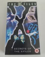 Deleted Title Action & Adventure The X-Files VHS Films