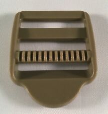 Ladder Lock - 1 inch - lot of 50 Pieces Military Tan