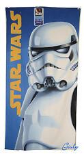 Asciugamano Telo mare STAR WARS microfibra tipo spugna idea regalo Disney bagno