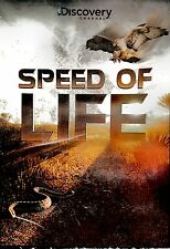 NEW  DVD // DISCOVERY CHANNEL // SPEED OF LIFE // 129 min - G RATED DOCUMENTARY