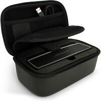 Black EVA Travel Hard Case Cover for Bose SoundLink Mini I II Bluetooth Speaker