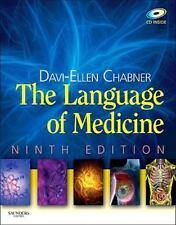 The Language of Medicine by Davi-Ellen Chabner (2010, Paperback)