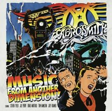 Music from Another Dimension - AEROSMITH CD Columbia