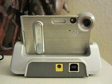 Casio EXILIM S3 3.2MP Digital Camera - Silver