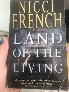 Land of the Living by Nicci French Book