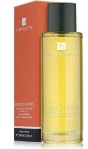 ▪︎Templespa▪︎IN GOOD SPIRITS Energising Bath & Body Massage Oil.New.