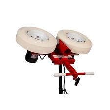 FirstPitch Two Wheel Curveball Baseball Softball Pitching Machine Up to 105mph