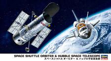 Hasegawa 10676 1/200 Model Kit Space Shuttle Orbiter & Hubble Space Telescope