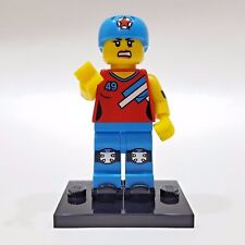 """LEGO Collectible Minifigure #71000 Series 9 """"ROLLER DERBY GIRL"""" (Complete)"""